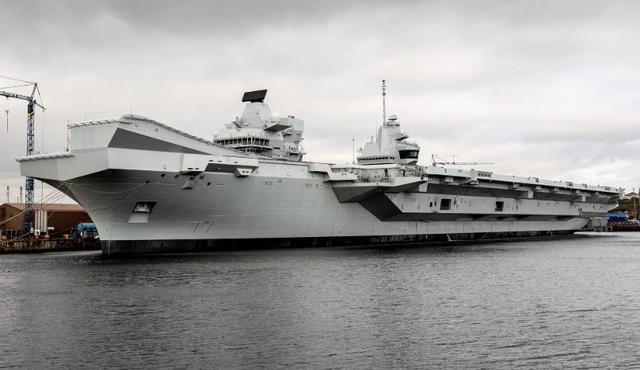 英国再掀裁军风暴:陆军只剩六万多人 海军可能卖掉一艘航母