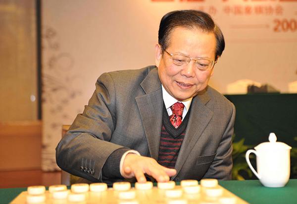 2018上海书展|中国象棋第一人胡荣华的棋道与
