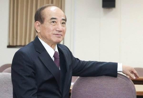 王金平:我已擘划好台湾发展蓝图 在等情势发展