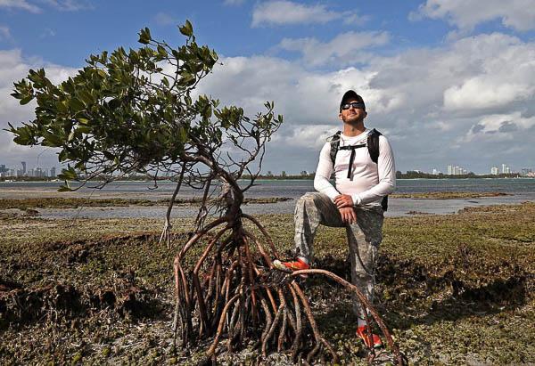 奥塔佐希望更多人投身环保。