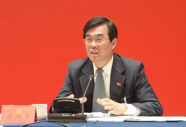 江西省委副书记李炳军又有新职务