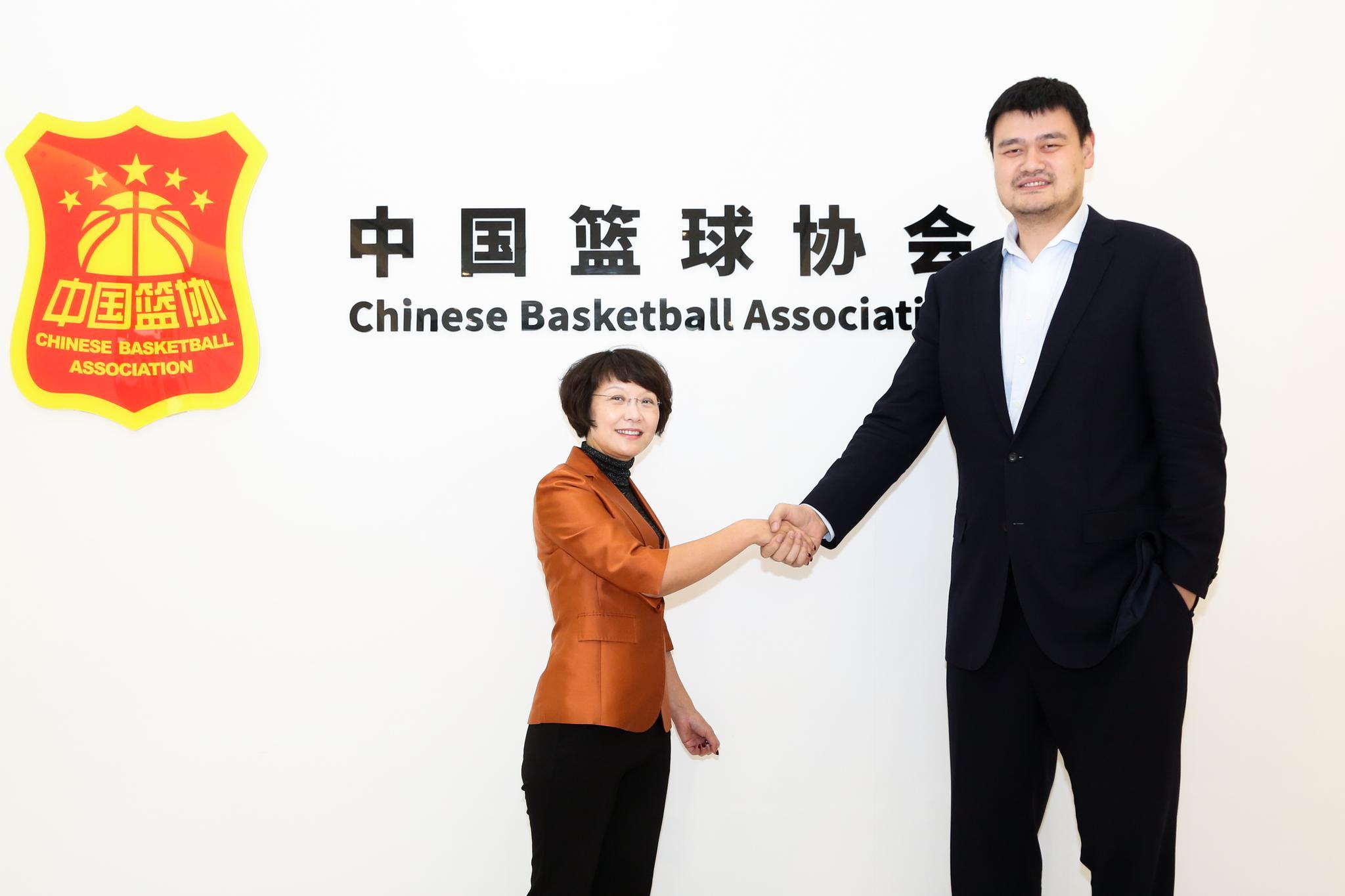 中国篮协与盈方完成续约,合作延续到2024年