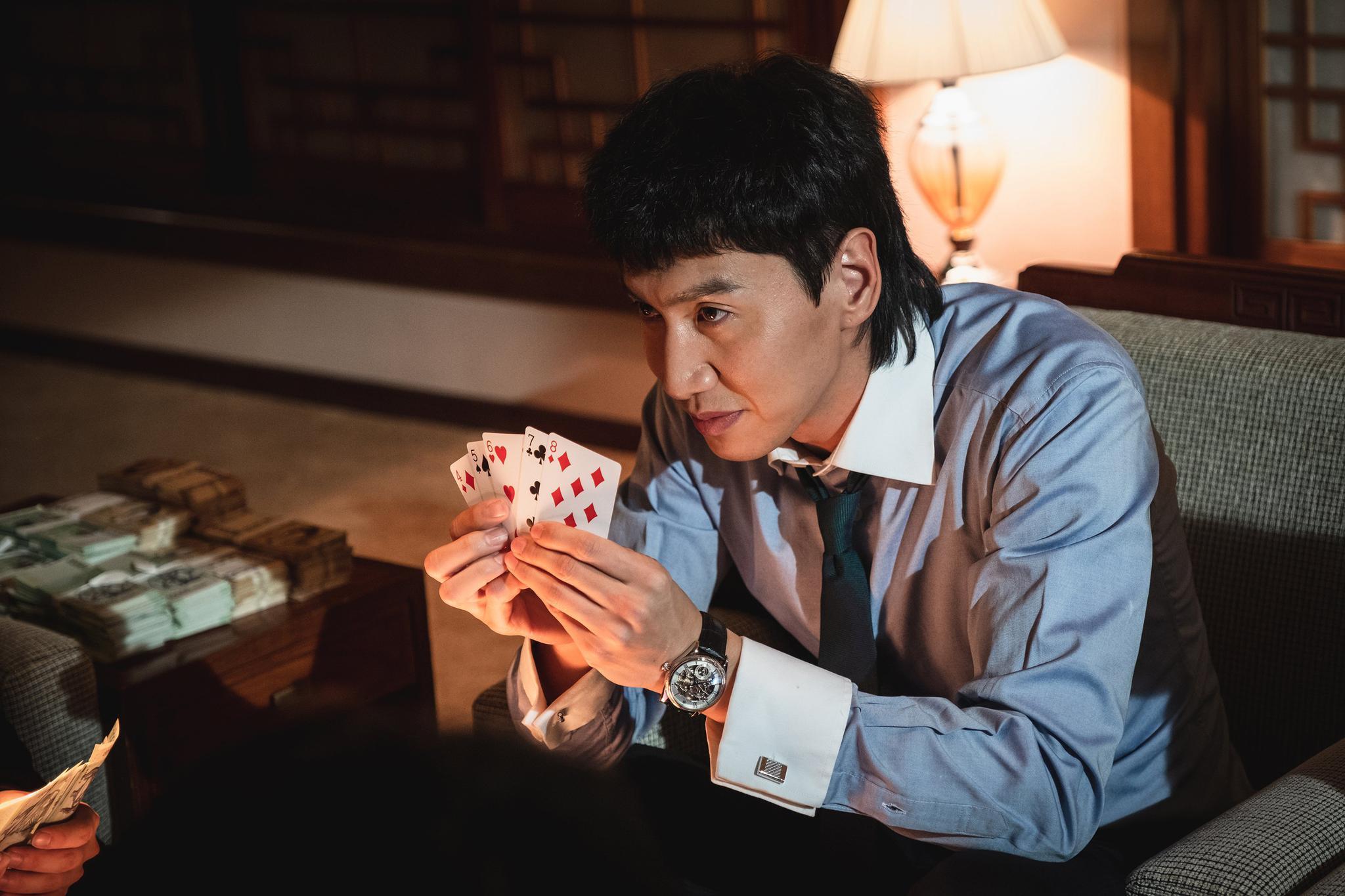 《老千3》韩国上映登顶日票房冠军,两部前作均大卖