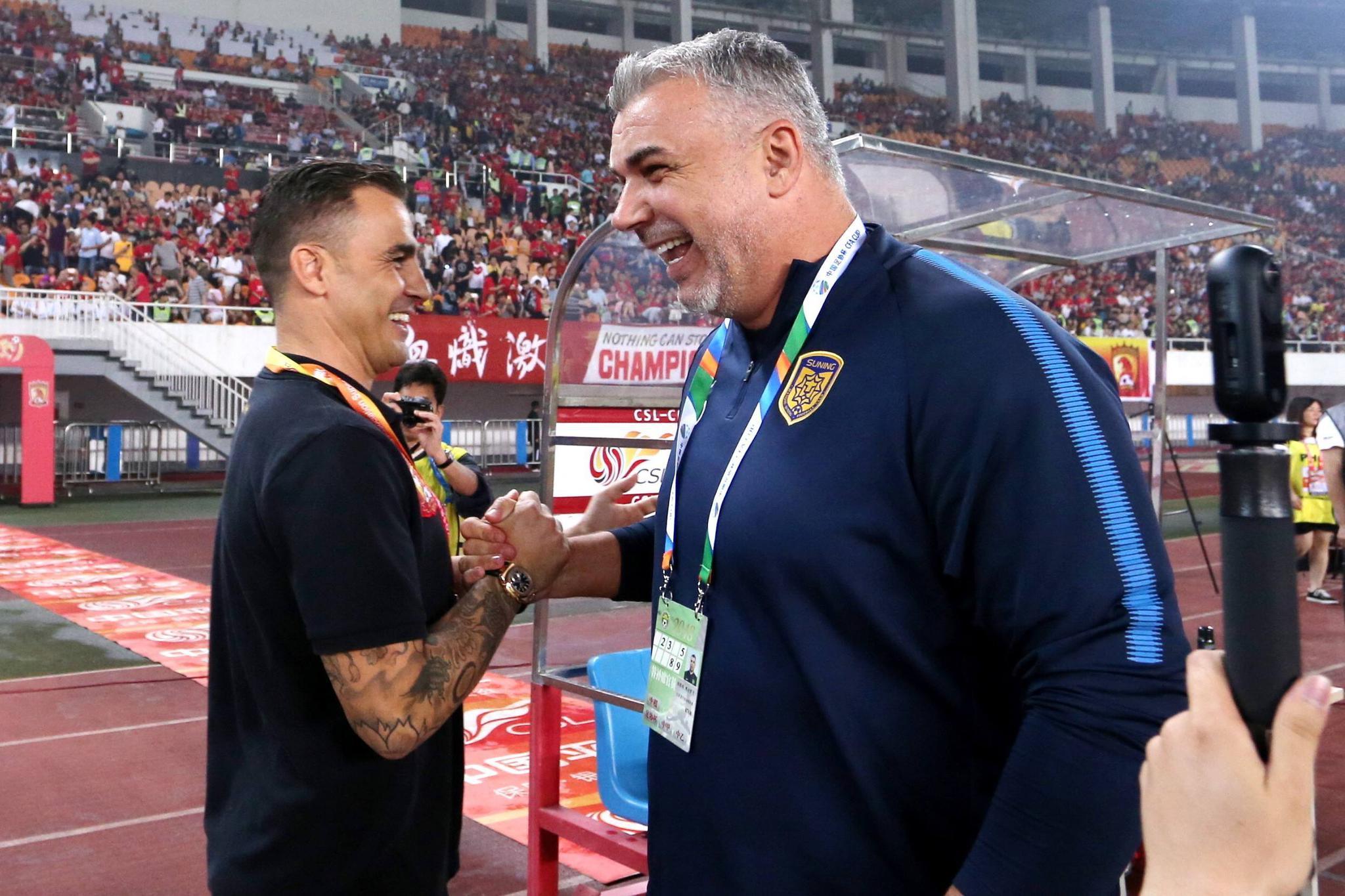 外媒:中国足协已将奥拉罗尤列为国足新帅候选