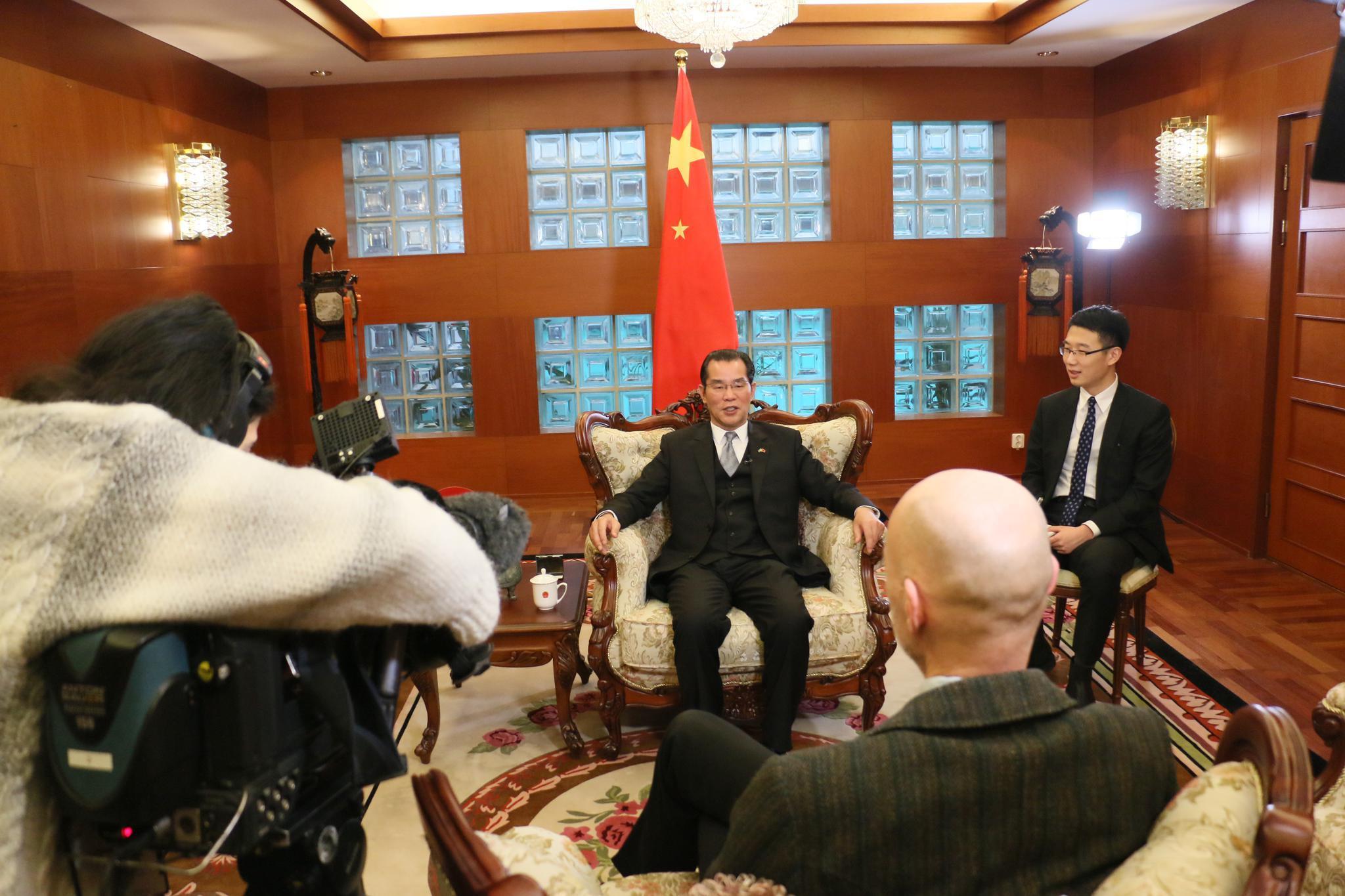 中國大使批評瑞典媒體涉華不實報道,竟被瑞典政府召見