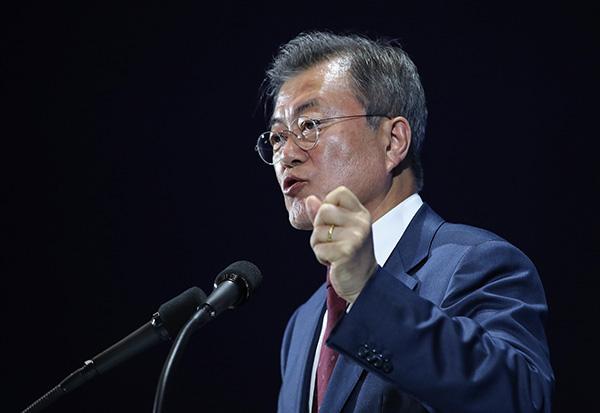 韩国总统:即使朝韩统一了 也需要驻韩美军继续驻扎