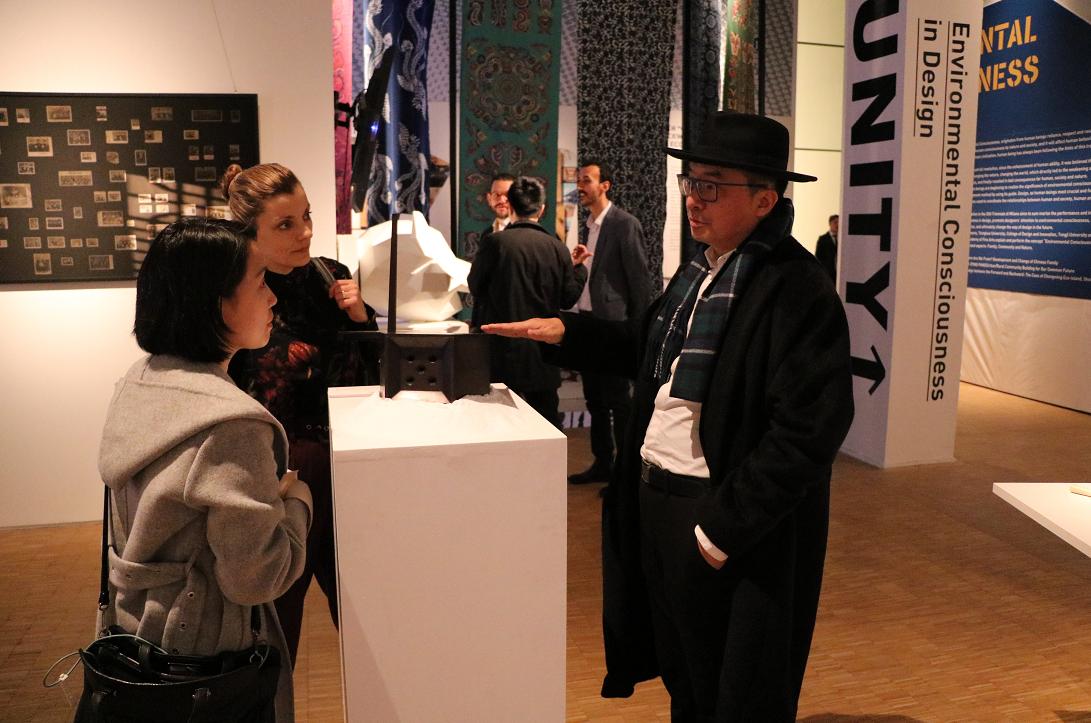 """专访""""米兰三年展""""中国馆总策展人:用设计去讲述人与自然"""