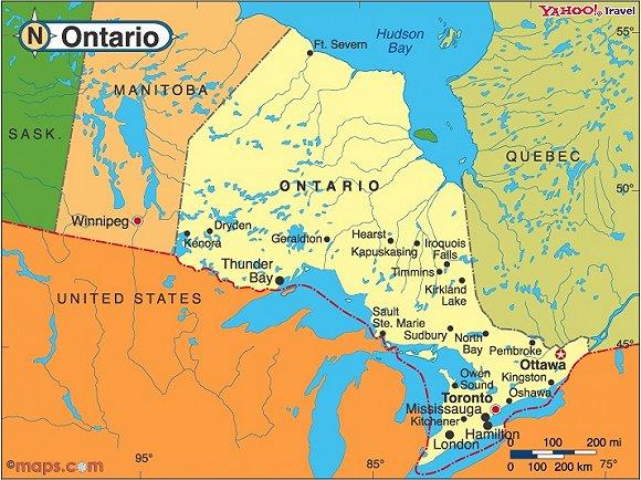 加拿大安大略变天 特朗普版省长上位成定局