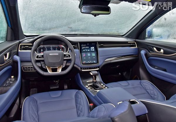 实用典范 四款自主高性价比SUV推荐