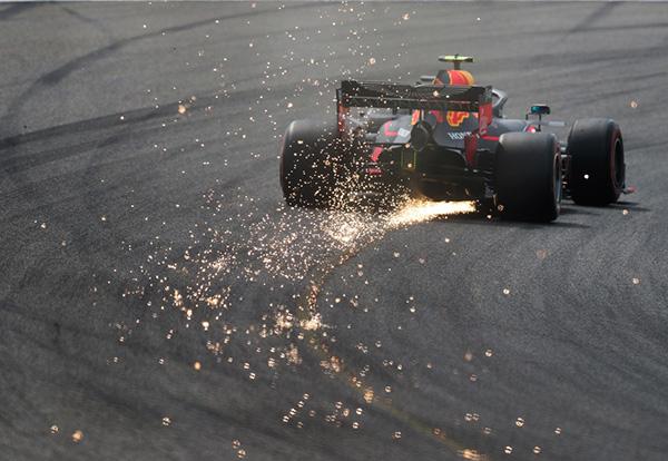 F1中国赛与历史1000场相遇,这是中国商业体育的