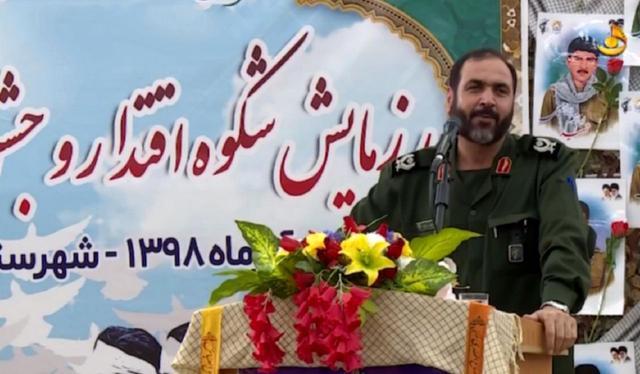 伊朗将军放狠话:每天可发射导弹不止2万枚,21个美军基地是目标