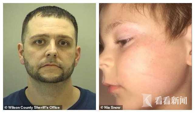 美国男子当众脱6岁儿子裤子猛打屁股 涉虐童