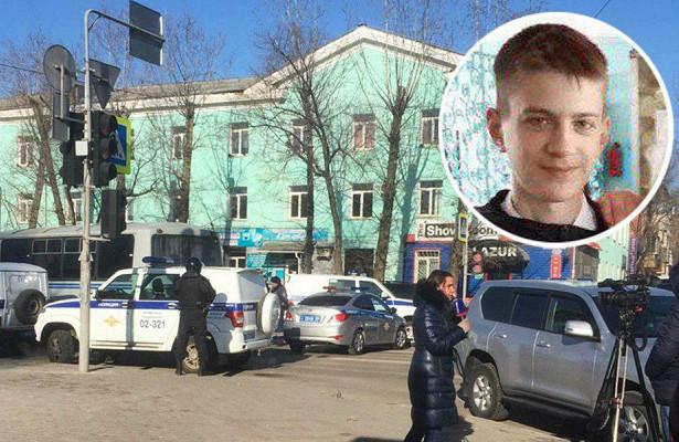 俄布拉戈维申斯克一技校发生枪击事件 造成2死3伤