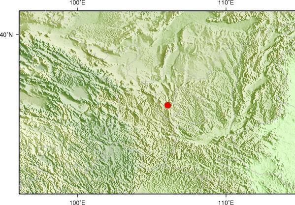 7月13日9时21分宁夏固原市原州区发生3.6级地震