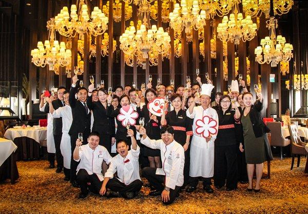 四川饭店连续第四年成为新加坡最高米其林评级中餐厅   美通社