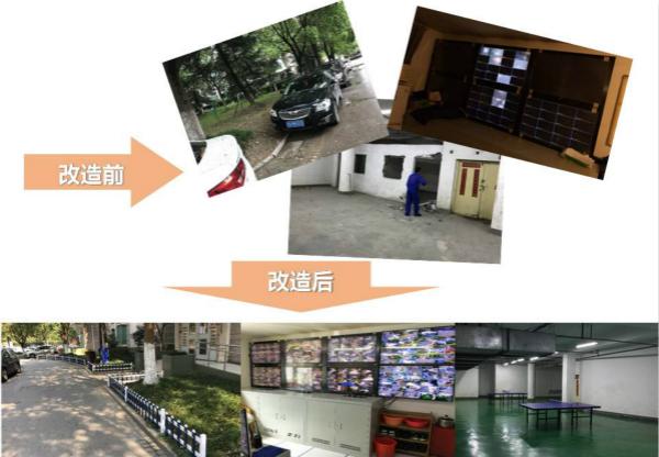 """建""""绿皮车""""活动室 堵小区安全盲点 年轻人给申城社区带来新活力"""