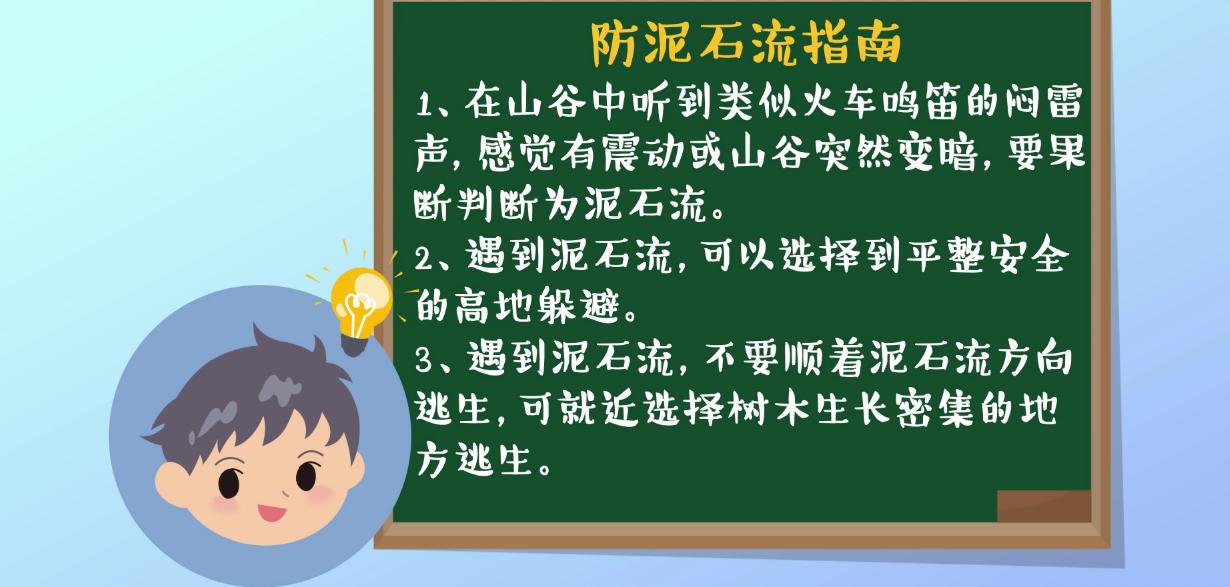 苏小吉@你 | 前方有台风暴雨,快来学习防汛的六个正确姿势