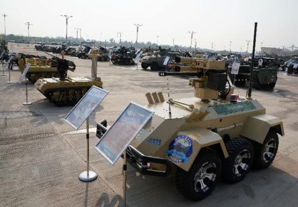 """军情锐评:美国""""神盾局""""为何黑科技多?未来中国要与其掰手腕"""