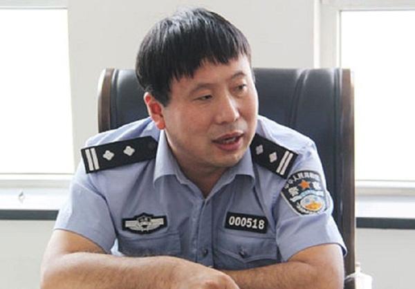 山西晋中公安局原常务副局长孙泉