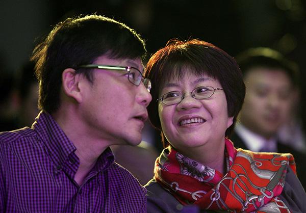 俞渝与李国庆,企业家婚姻的拷问