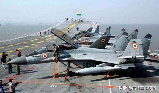又摔了一架俄罗斯战机,印军年底冲任务?今年自己干掉15架战机