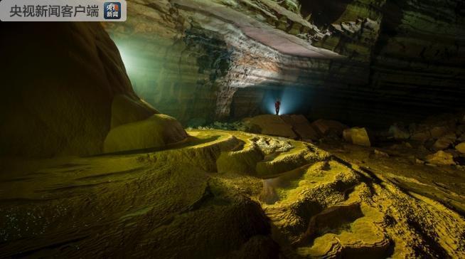 汉中世界级天坑群首个调研报告发布 发现54个天坑数码宝贝第2部目录
