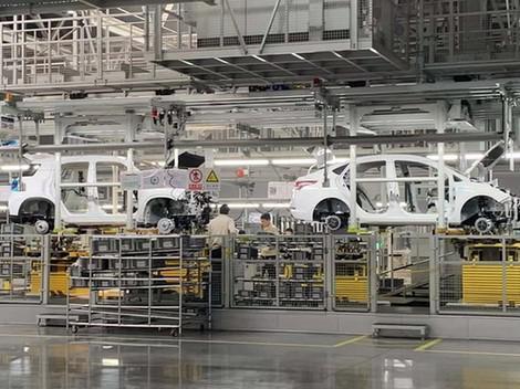 """揭秘""""武术之乡""""的机器轰鸣声:汽车工厂如何探索区域产业协 ……"""