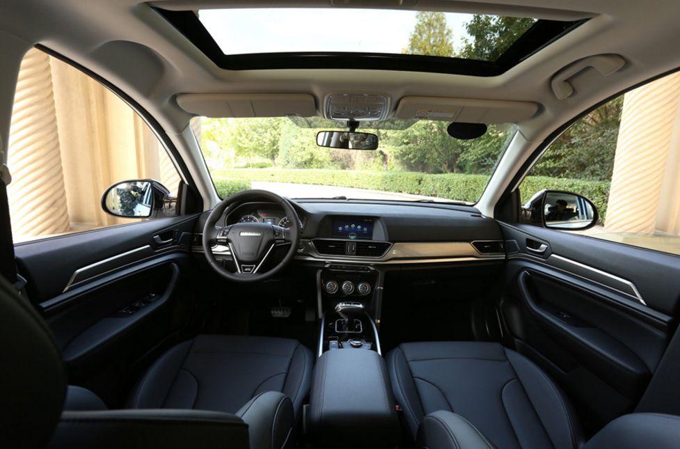空间动力性价比均不输合资,哈弗H6运动版才是真正的家用首选SUV