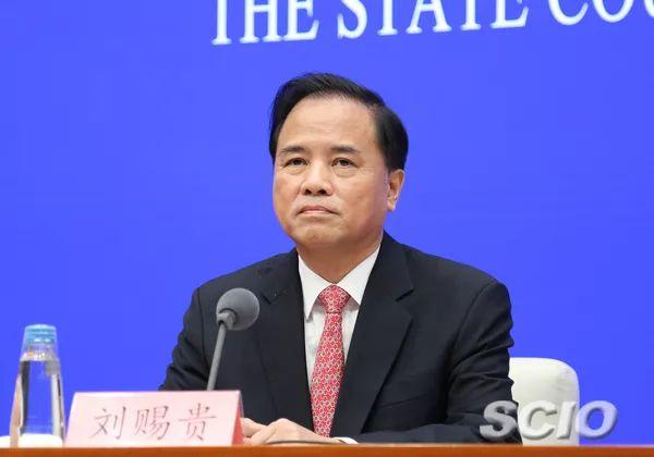 """海南省委书记刘赐贵在京回应""""炒房""""等问题"""