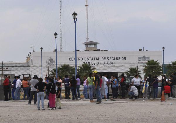 为就业做准备 墨西哥监狱让服刑人员排练戏剧|埃尔南德斯