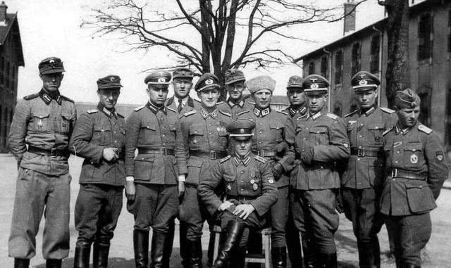 二战时期德军五大王牌战力,是德国扩张的五把尖刀
