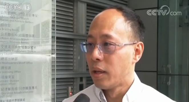 香港市民中秋撑警:祝香港明天更美好