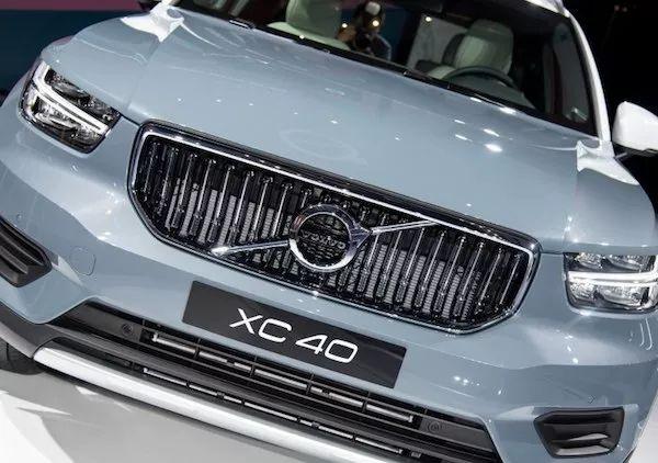 志玲女神亲临全新沃尔沃XC40上海车展发布会,颜值又升级