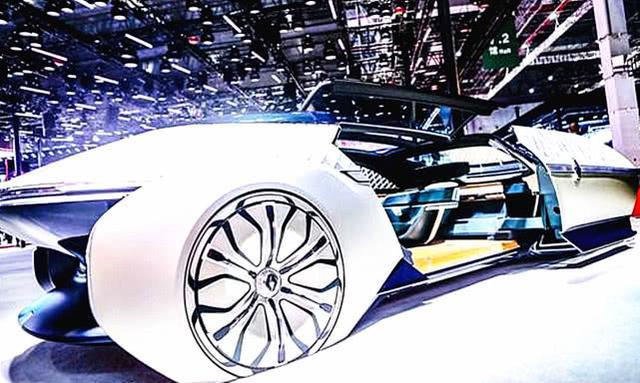 难得一见的三款奇怪汽车,外观设计得很酷炫,非常具有科技感