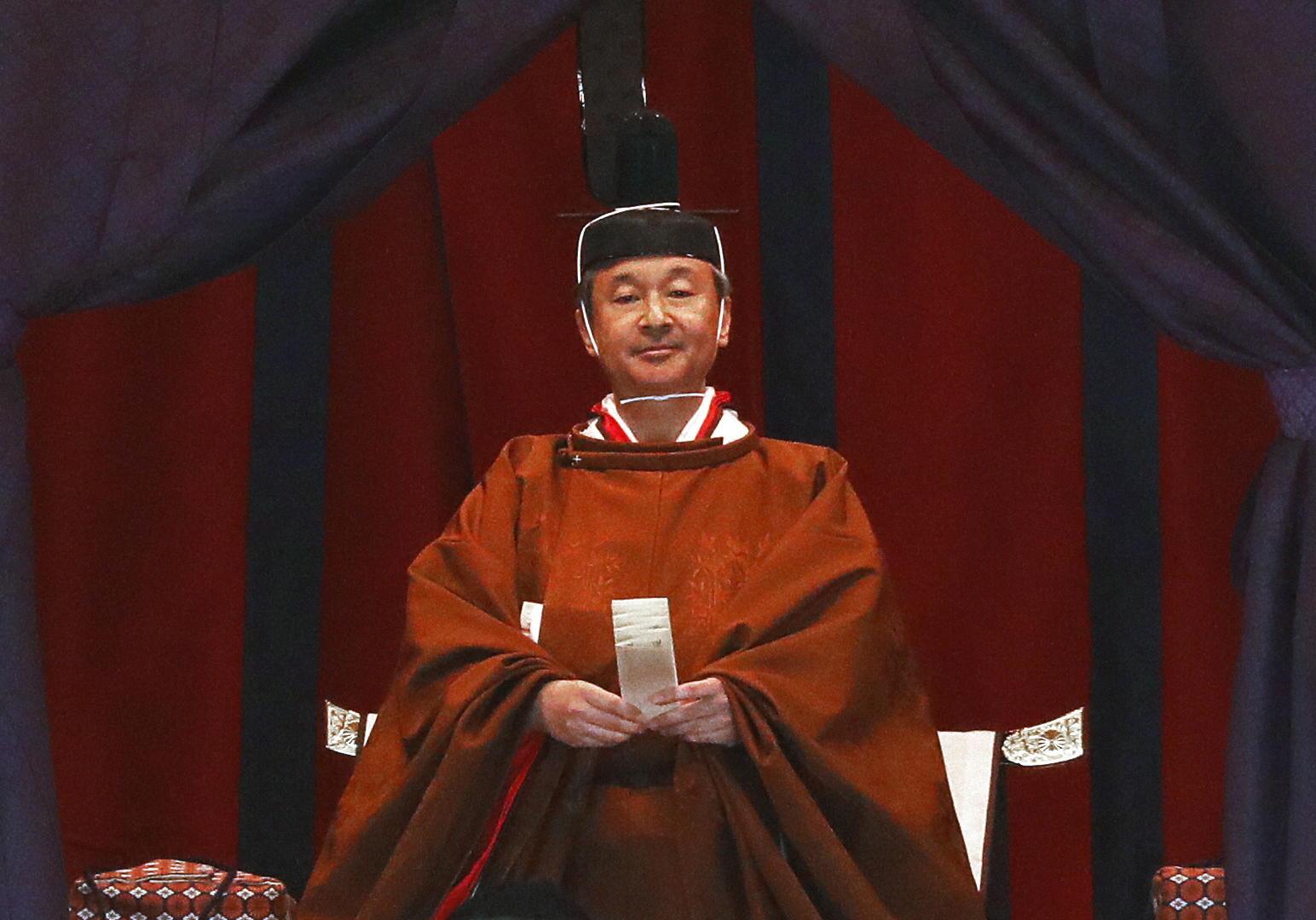日本天皇即位恩赦55万人 不大赦不减刑,民众仍不满