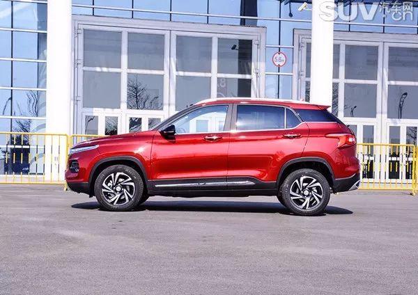 四款热销自主SUV车型导购 销量既是王道