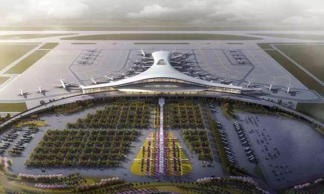 湛江机场迁建工程开工,将建成国
