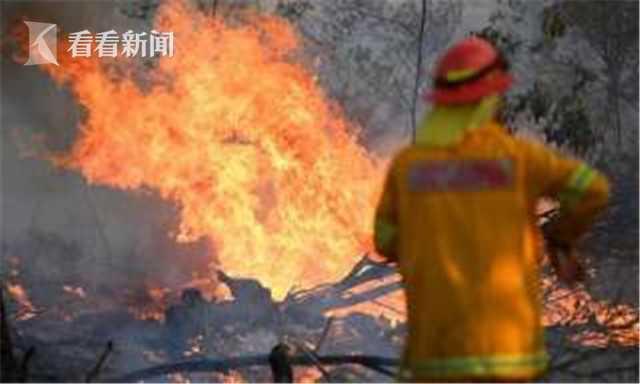 澳大利亚火情持续 世界气象组织呼吁民众对火灾保持时刻警惕