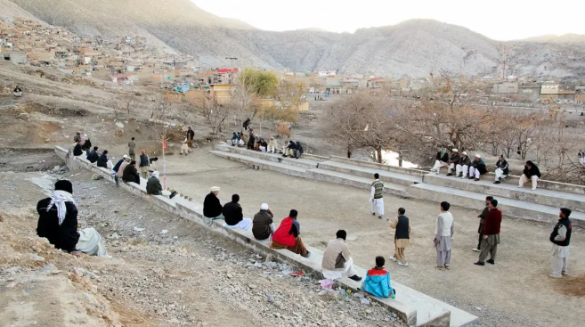 Sang Girag,一种哈扎拉人玩了几个世纪的游戏