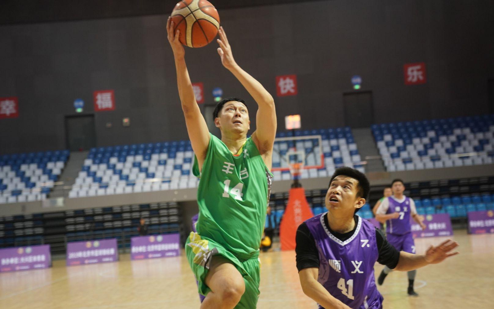 2019北京市篮球锦标赛收官,大兴