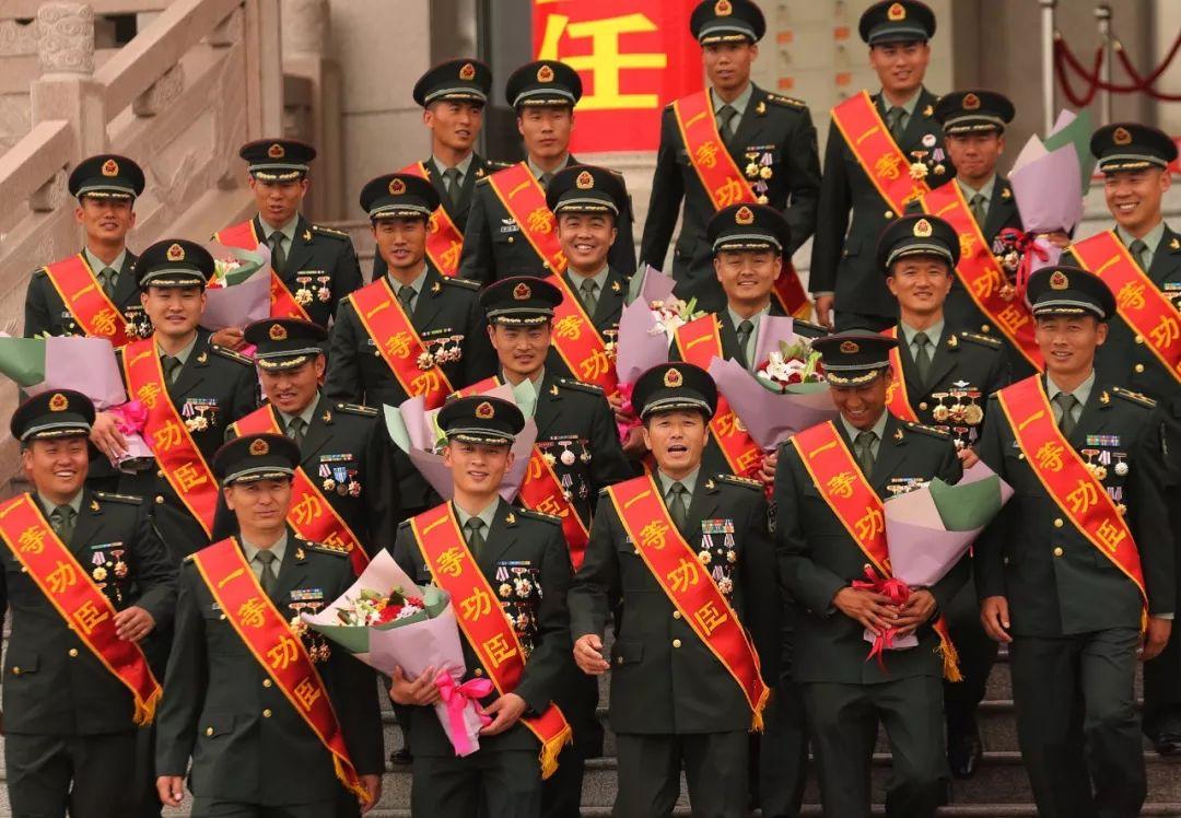 中国陆军王牌特战旅有多牛 竟走出21名一等功臣(图)