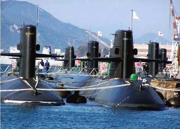 """又下水一艘""""苍龙""""!日本水下战力不可小觑,潜艇将达到23艘"""