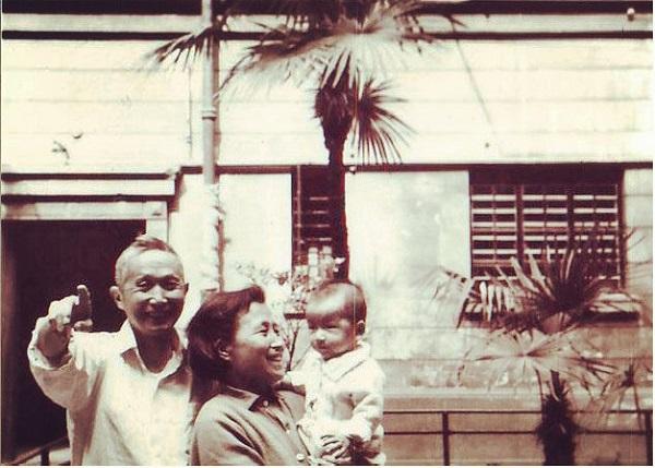 邻距离|晒晒我家老照片:太阳公寓的童年记忆