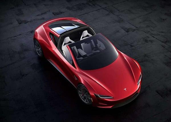 """热点:特斯拉设计师:特斯拉Roadster将会是一辆""""终极汽车"""""""