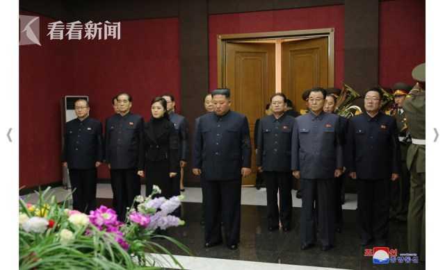 金正恩吊唁抗日元老 治丧委名单透露朝鲜人事变动