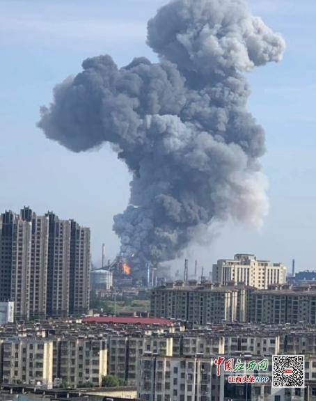 南昌高新区一闲置厂房发生火灾后续:火势已得到控制 无人员伤亡