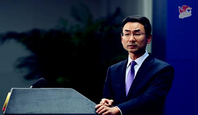 """中方如何评价安倍政府的外交?外交部回应""""四两拨千斤"""""""