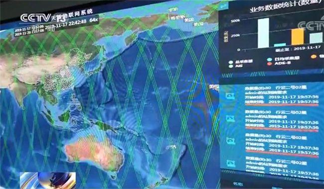 """中国航天新规划:将打造首个""""天基物联网"""""""