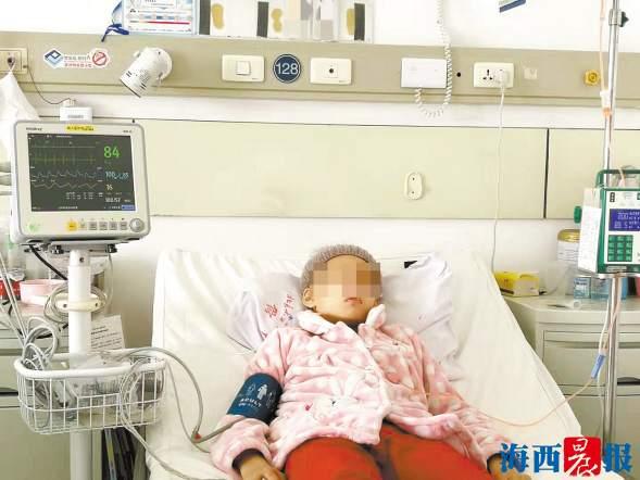 12岁女孩患罕见恶性肿瘤 父母盼爱心人士伸出援手