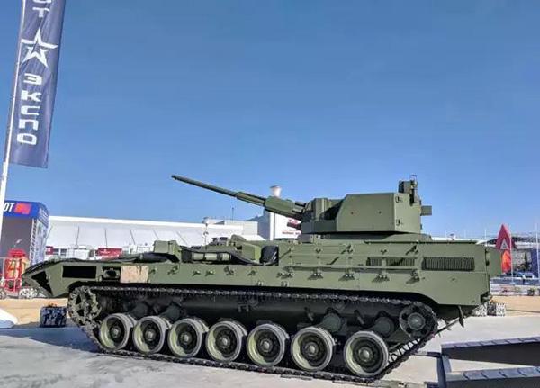 中国步兵战车还应进行三项升级 火炮导弹都急需更换